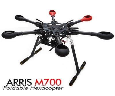 ARRIS M700 ヘキサコプター フレーム