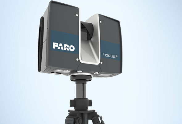 FARO® レーザースキャナ FOCUS